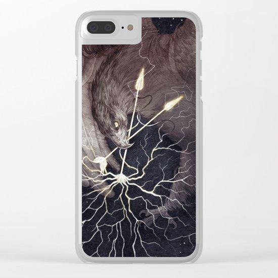 Aquila Clear iPhone Case