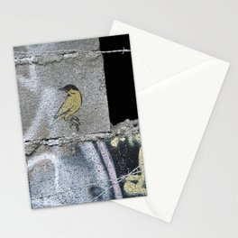 Barbed Bird Stationery Cards