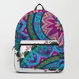Meditation Mandala Backpack