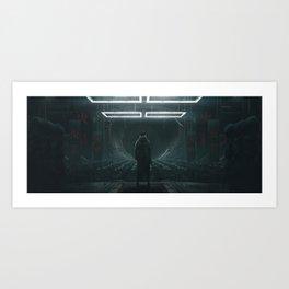 Assembly Art Print