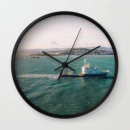 ILV Granuaile Wall Clock
