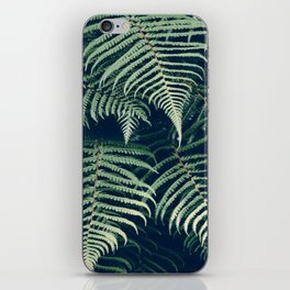Fern Beach iPhone Skin