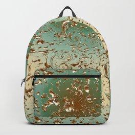 Golden RainYellow-Green Backpack