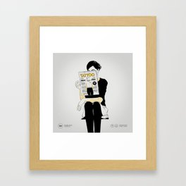 PRINT Nº043 Framed Art Print
