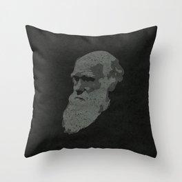 Darwin Throw Pillow