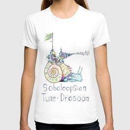 Sobaloopsian Tune-Dragoon  T-shirt