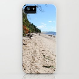 Beach I iPhone Case