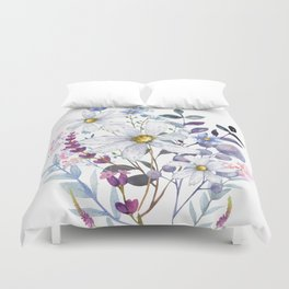 Wildflowers V Duvet Cover