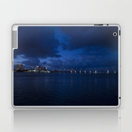 Moody Blues Laptop & iPad Skin