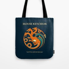 House Ketchum Tote Bag