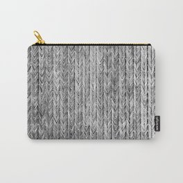 Ink Weaves: Grey Opal Carry-All Pouch