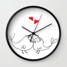 korourart Wall Clock
