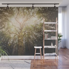 Courted by sirens Wall Mural