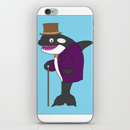 Free Willy Wonka iPhone Skin