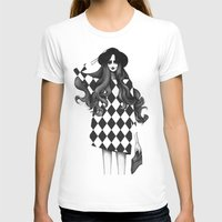 fashion illustration T-shirts featuring Fashion Illustration by Sibling & Co.