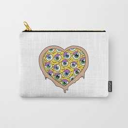 Eye Ball Pizza Carry-All Pouch
