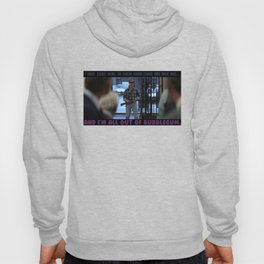 All Out Of Bubblegum Hoody