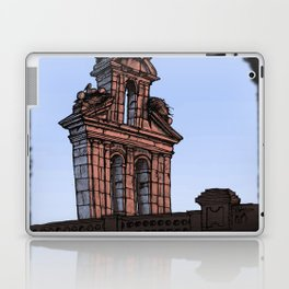 Bell Gable (color) Laptop & iPad Skin