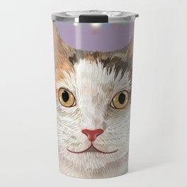 Hurricane Hattie Cat Travel Mug