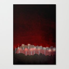 The Bloody Chamber Canvas Print