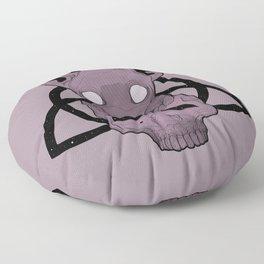 Wiccan Sphynx Floor Pillow