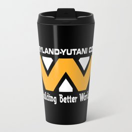 Weyland-Yutani Corporation Travel Mug