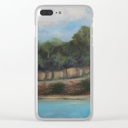 Studio View AC160216r Clear iPhone Case