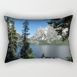 Jenny Lake Serenity Rectangular Pillow