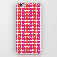 HobNobFucshia iPhone & iPod Skin