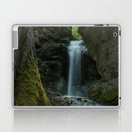 Beautiful Small Waterfall Laptop & iPad Skin