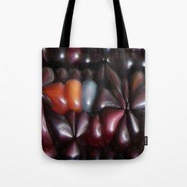 Purple Maiz Tote Bag