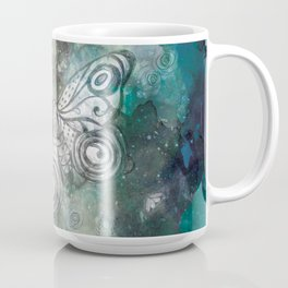 Night Moths Coffee Mug