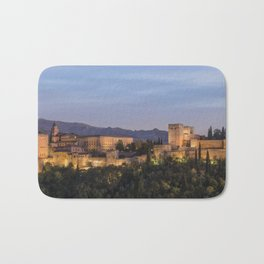 Alhambra Bath Mat