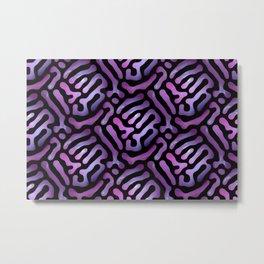 Colorandblack serie 199 Metal Print