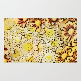 Sunflower Days Rug