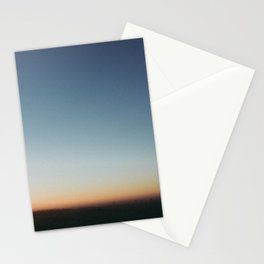 Sunrise in Hollywood Stationery Cards