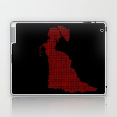 VICTORIAN WOMAN Laptop & iPad Skin