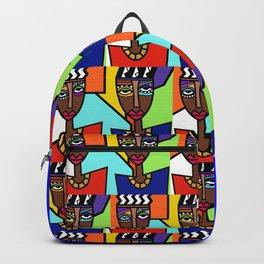 African Beauties  Backpack