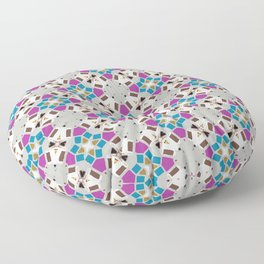 Traditional Pattern Floor Pillow