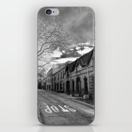 STOP For Brooklyn Heights Brownstone Love NYC iPhone Skin