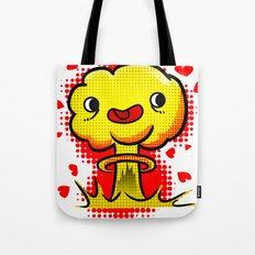 War Is Love Tote Bag