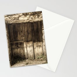 Door #11 Stationery Cards