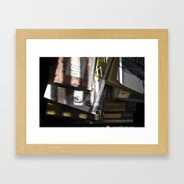 Good Spells Framed Art Print