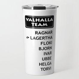 team Lagetha Travel Mug