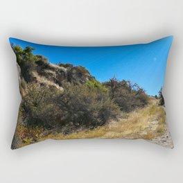 Dust and Dirt Rectangular Pillow