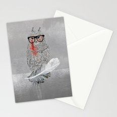 Owl a part of your dream! Stationery Cards