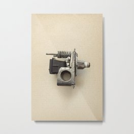 the Forgotten Workshop series- Switch 2 Metal Print