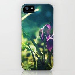 Spring Magic iPhone Case