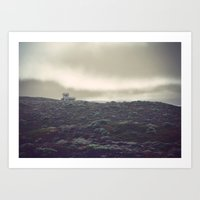 2:50PM Point Reyes (02.16.13) Art Print
