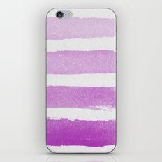 Purple Ombre  iPhone & iPod Skin